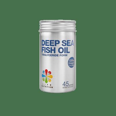 Deep Sea Fish Oil promote your heart health